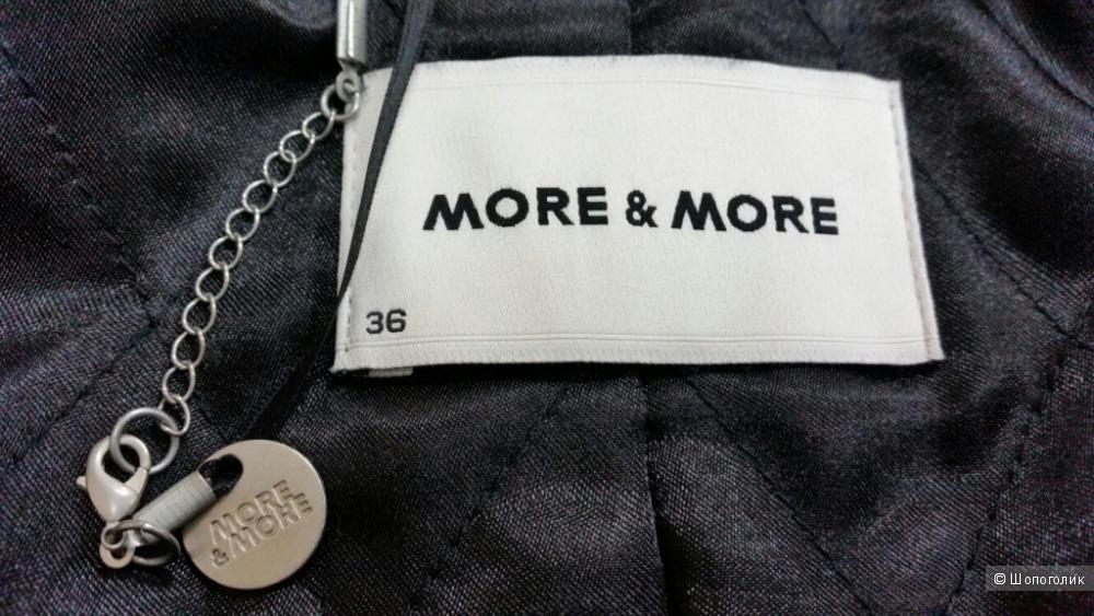 Куртка демисезонная   More & More ( 36 нем) 42 русс