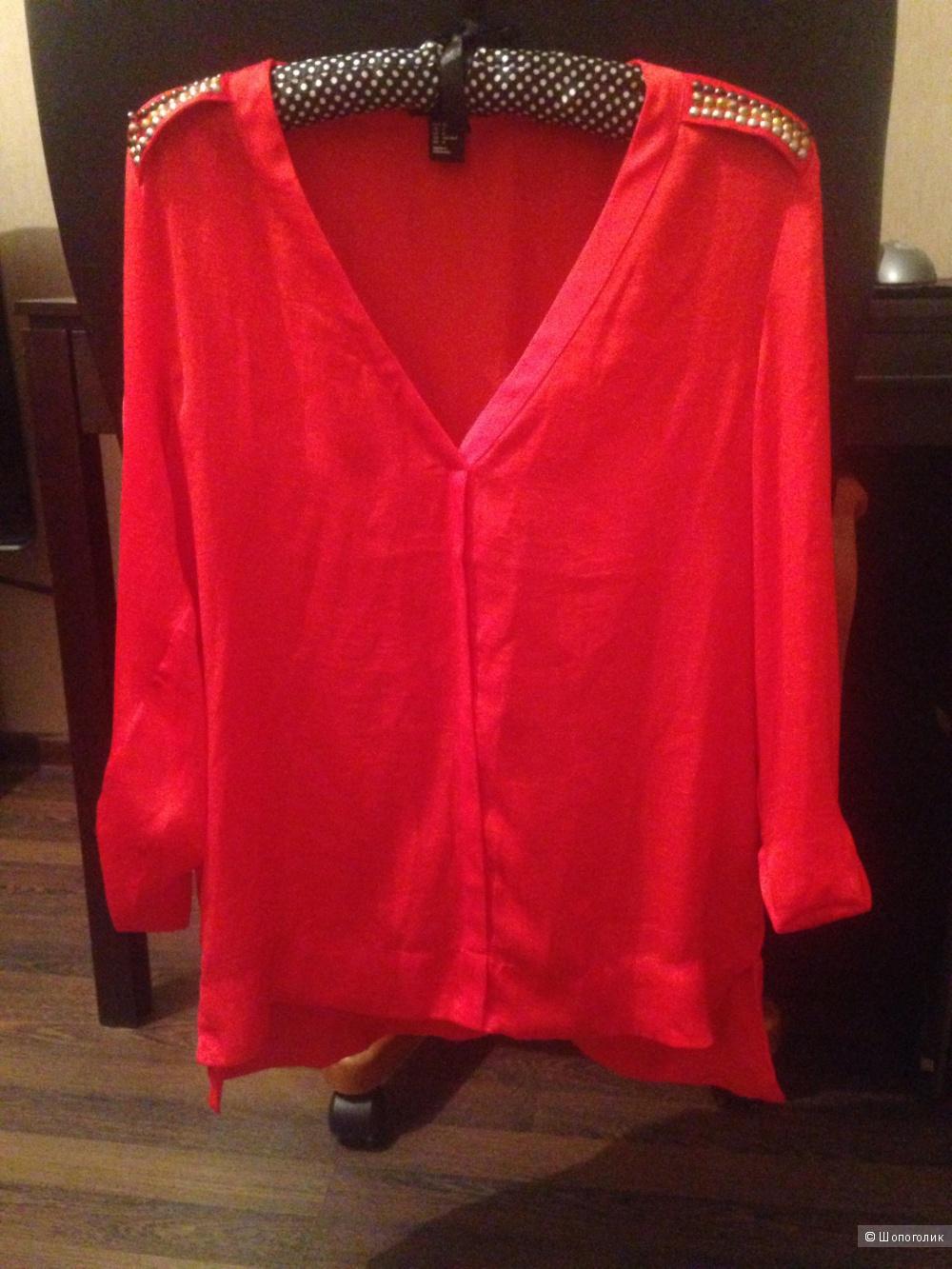 Блузка H&M, новая, размер 38