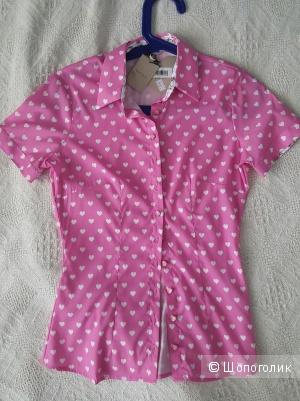 Милая блузка 38 р-р