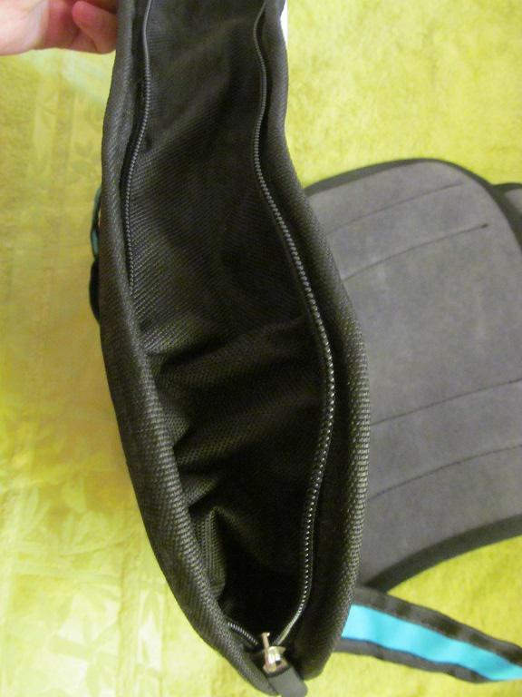 Сумка  с 3-мя отделениями для ноута, сменной обуви, памперсов и пр., новая
