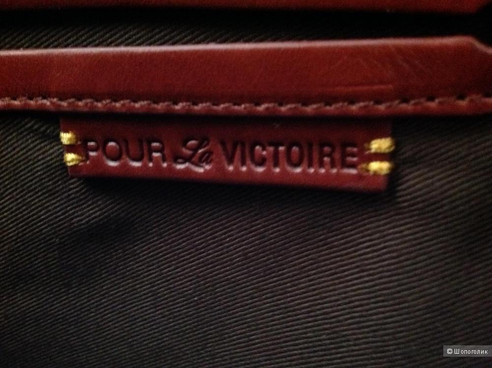 Pour La Victoire Morandi Large Satchel Bag