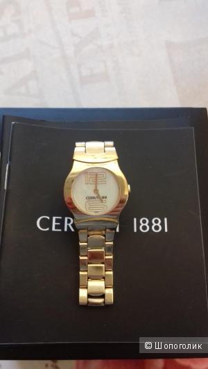 Часы CERRUTI 1881 с Сенедином (Лунным камнем), 100% оригинал