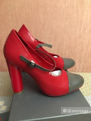 Эффектные туфли Corso Como. 1 раз надеты в состоянии новых