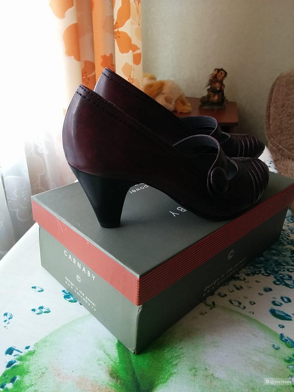 Туфли CARNABY, 39 размер, кожа