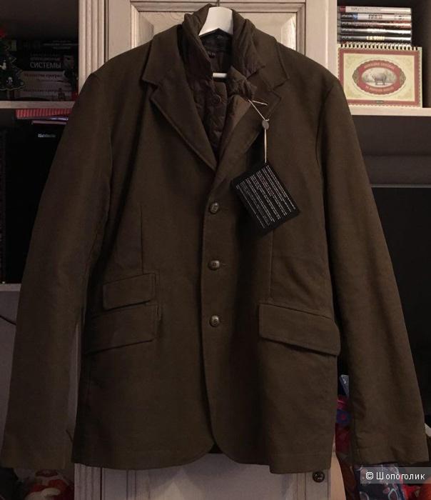 Новая утепленная куртка (жакет) Malboro Clasics 52 EU