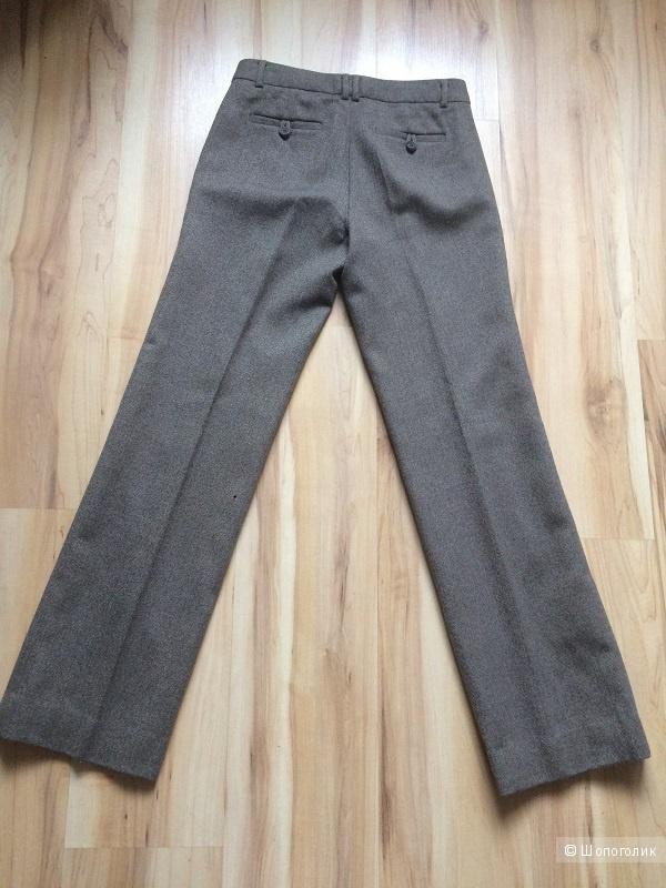 Шерстяные брюки J Crew