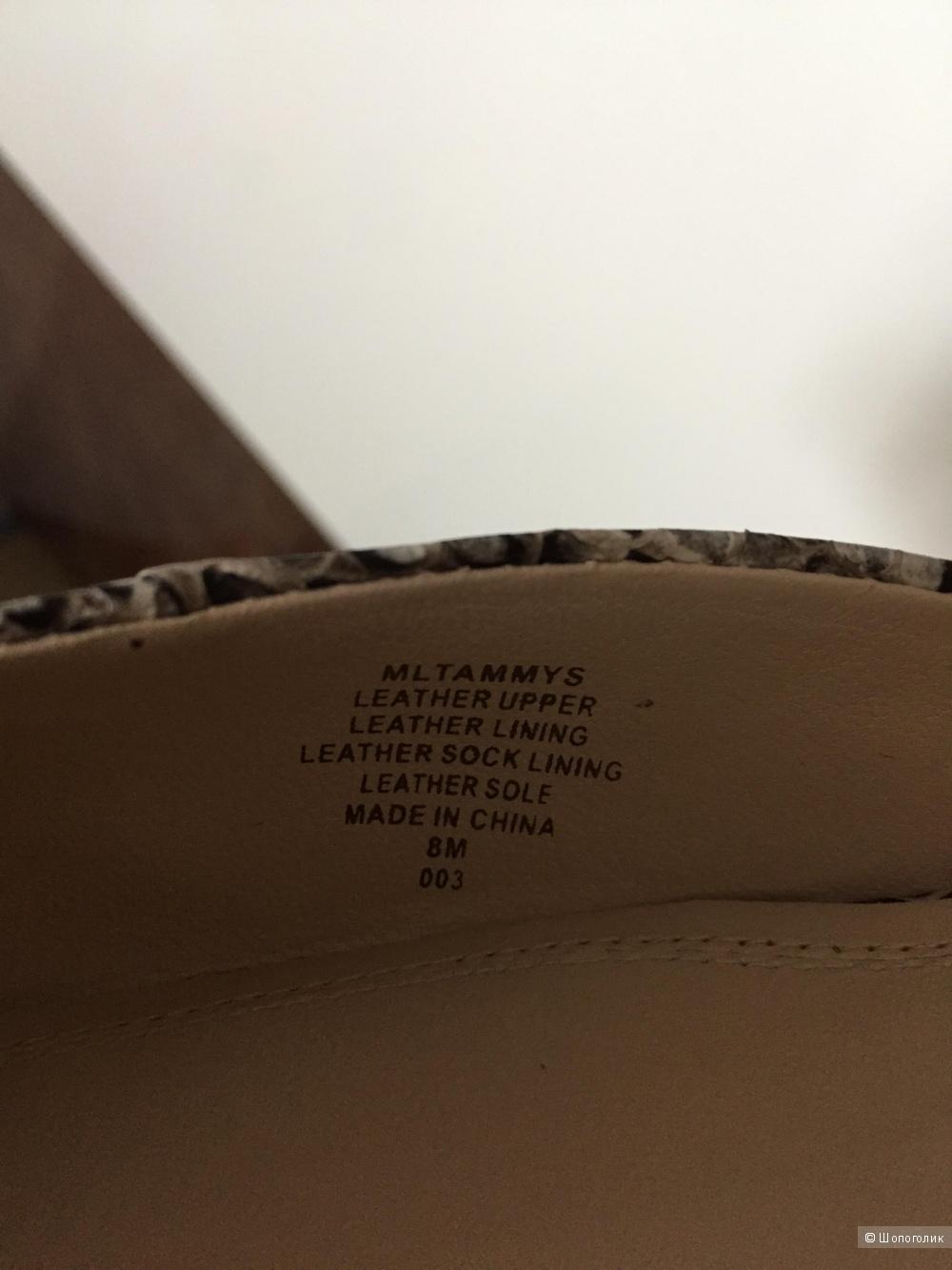 Новые туфли Marc Fisher 38-38,5 (US8) кожа, оригинал