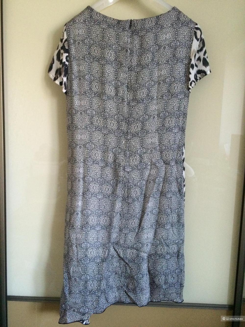 Платье шелковое JeanPaul_р46