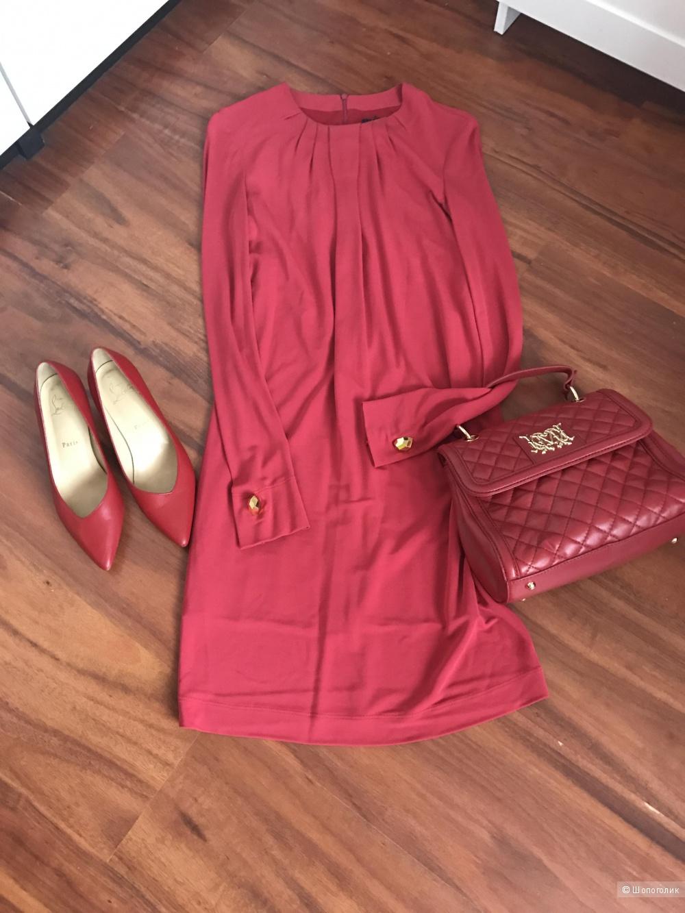 Очень красивое платье Class Roberto Cavalli размер 42IT US 8 оригинал Италия
