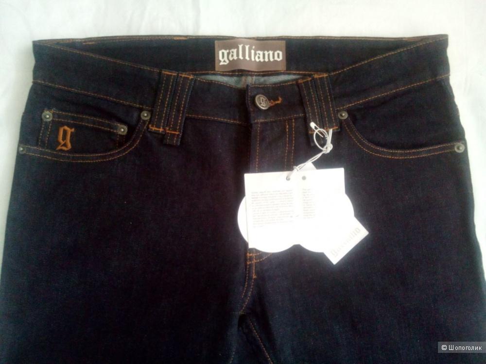 Джинсы мужские Galliano размер 32