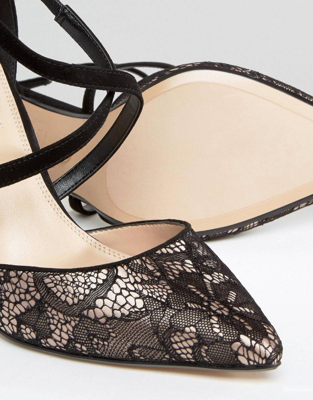 Новые очень красивые туфли Dune Cordelia