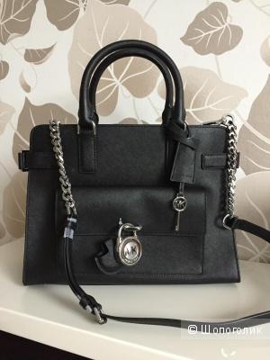 Новая сумка Michael Kors Emma Medium Saffiano leather