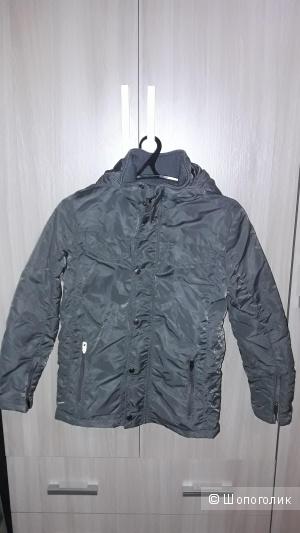 Куртка  демисезонная для мальчика Zara рост 152