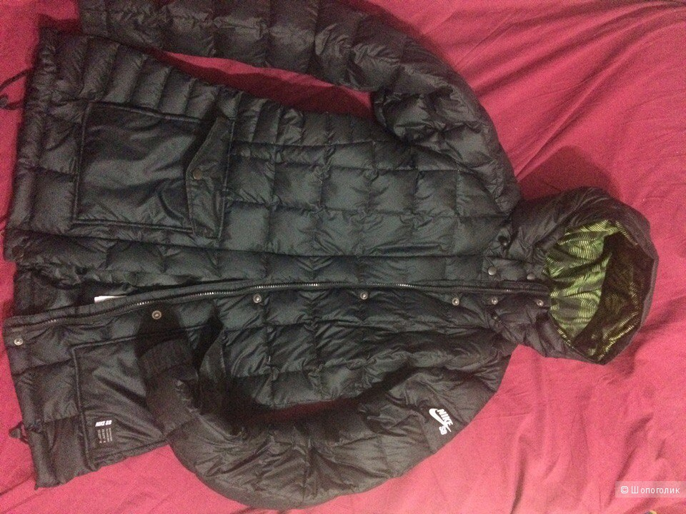 Куртка Nike оригинал, размер M-L