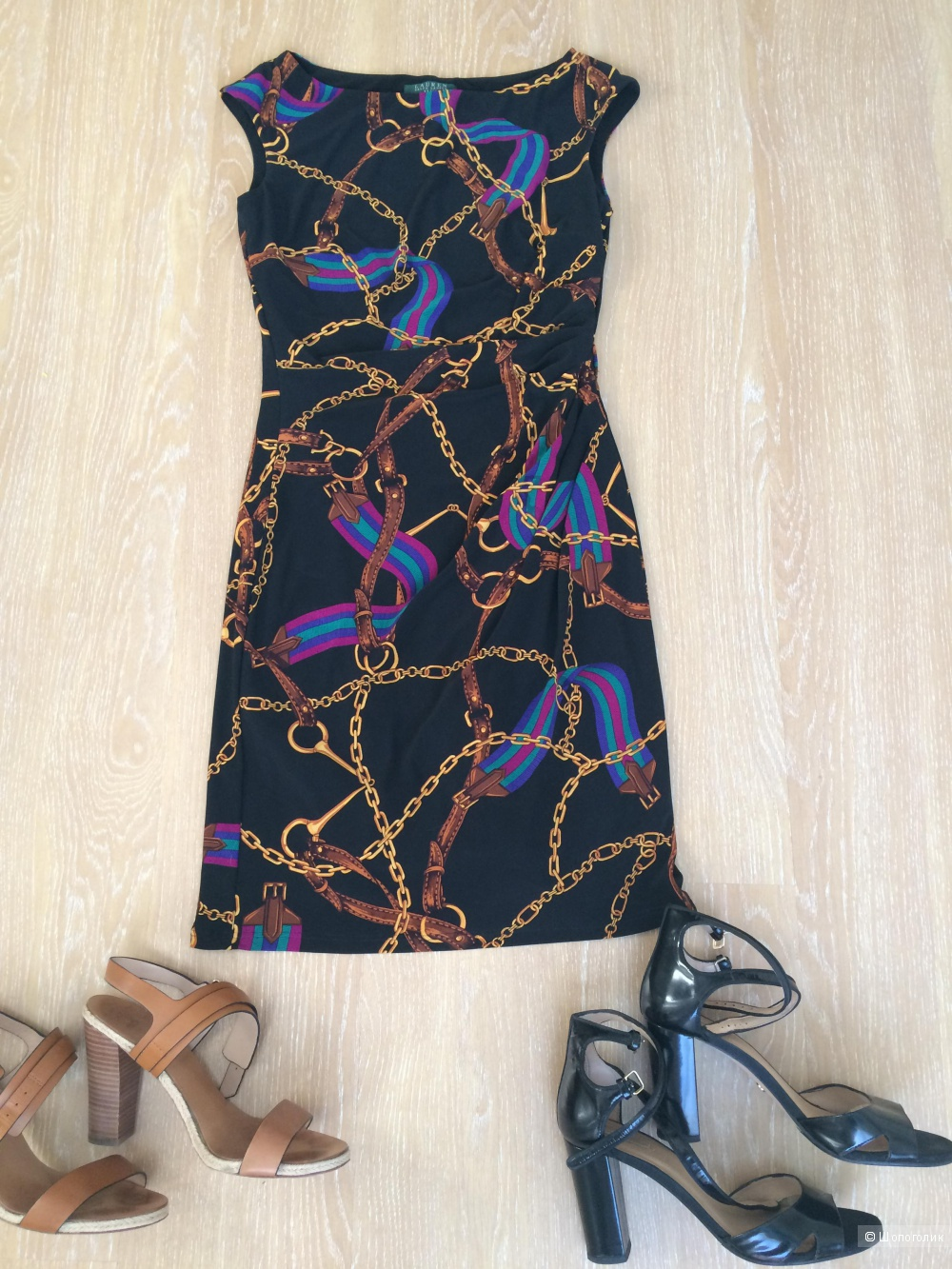 Платье Ralf Lauren, р-р 44-46