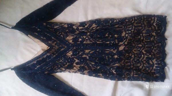 Шикарное платье Sue Wоng размер 0