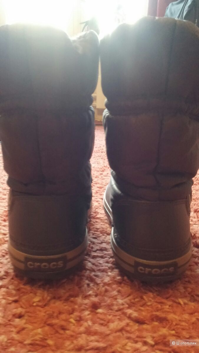 Сапоги женские Crocs 42 размер оригинал