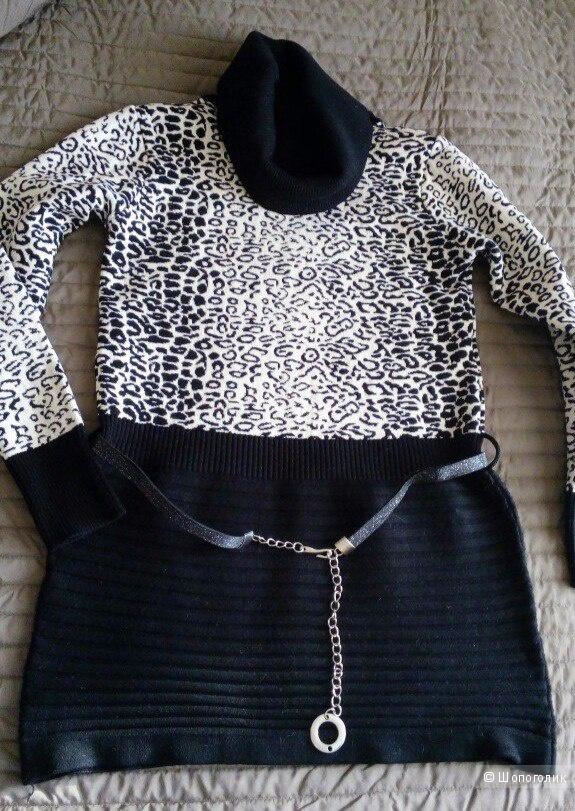 Платье -туника,размер XS-S