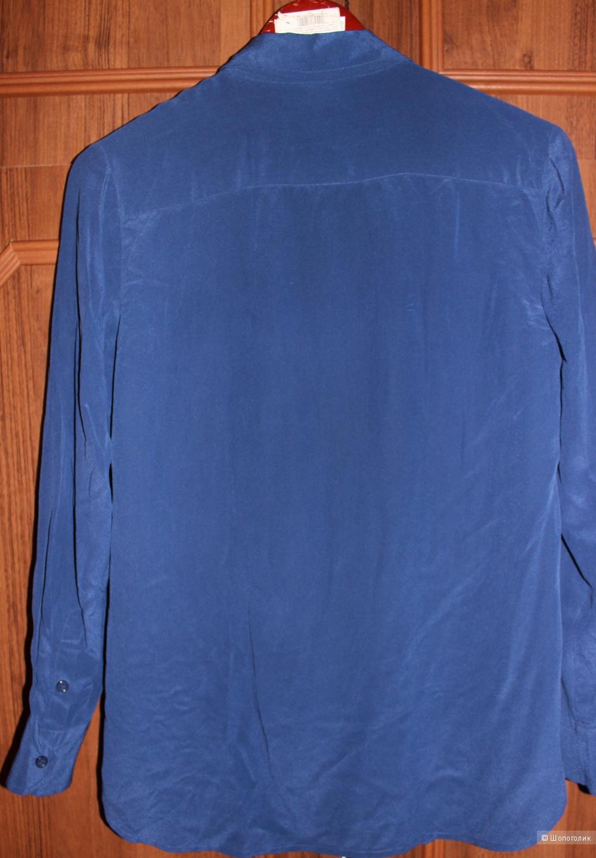 Шелковая блузка Victorias secret/xs