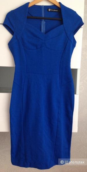 Трикотажное платье Nice-forever