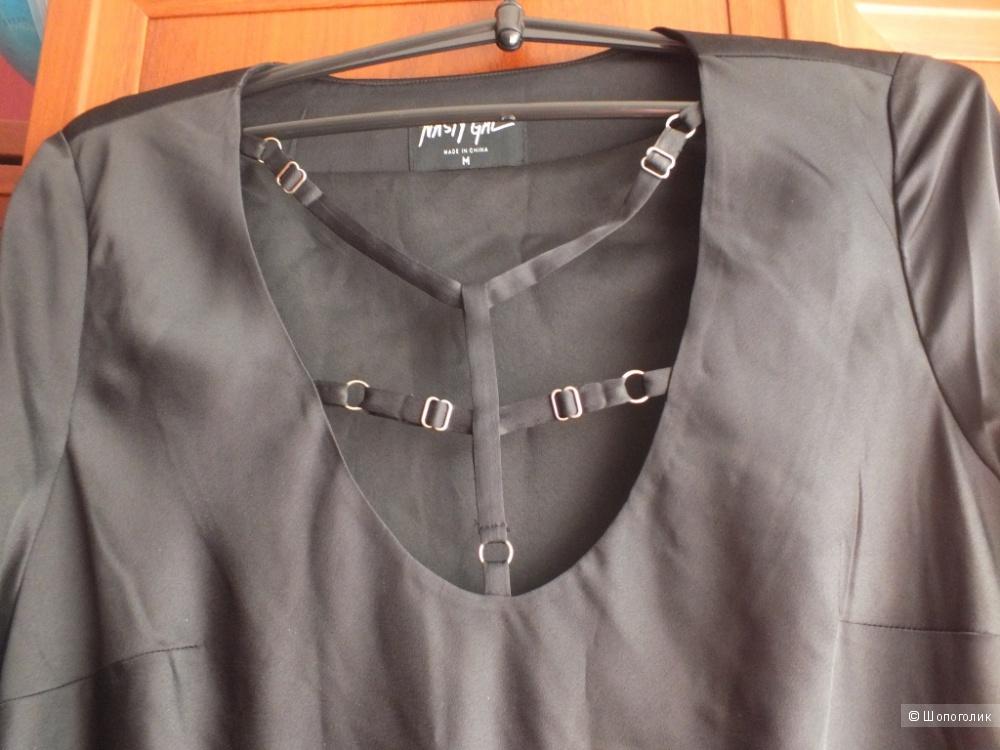 Платье черное, NASTY GAL размер М