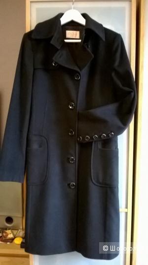 Женское пальто 44 размер шерсть кашемир
