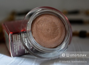 Тени кремовые Shiseido Makeup Shimmering Cream Eye Color Оттенок: BR306