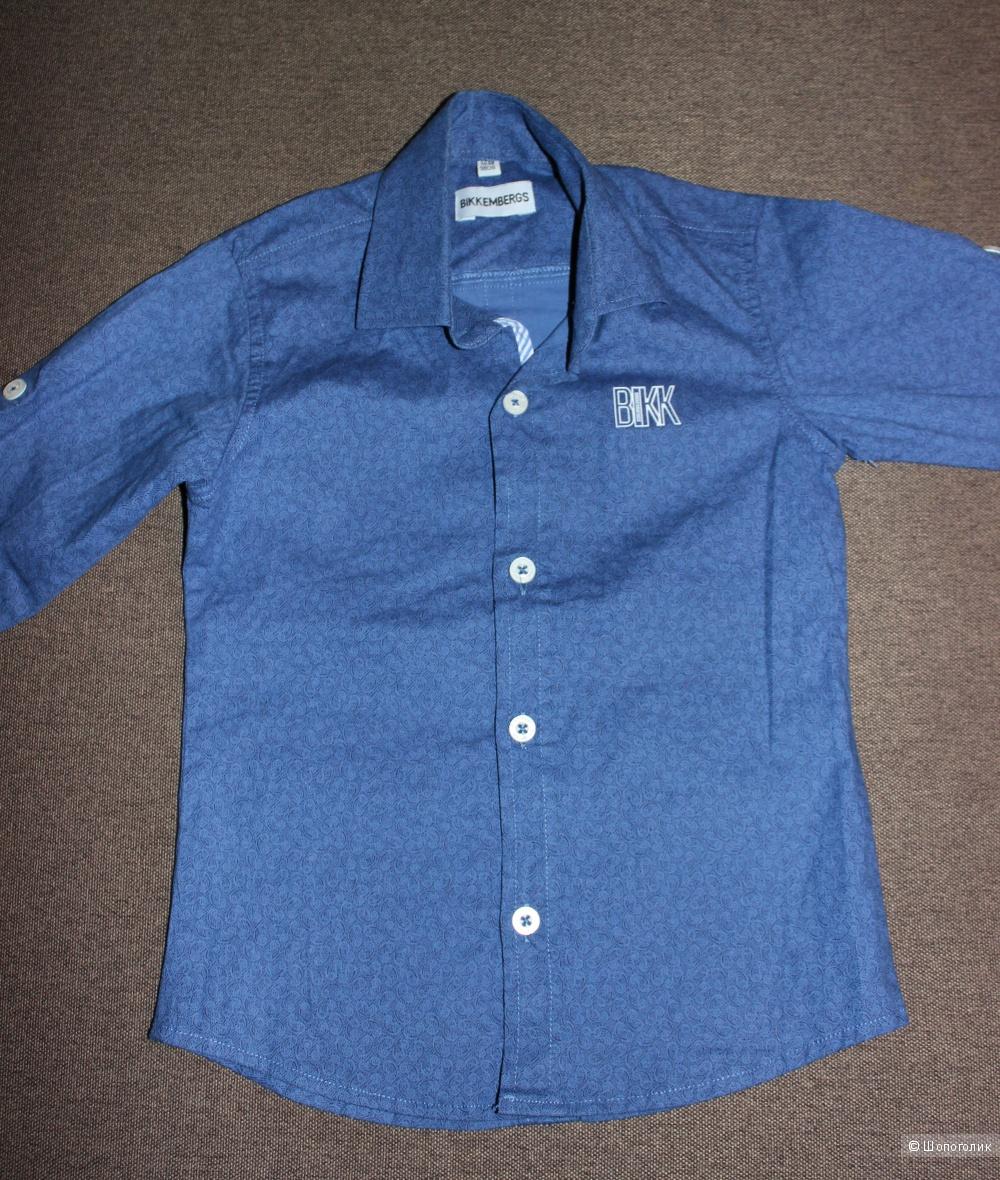 Рубашка на мальчика Bikkembergs 98 см