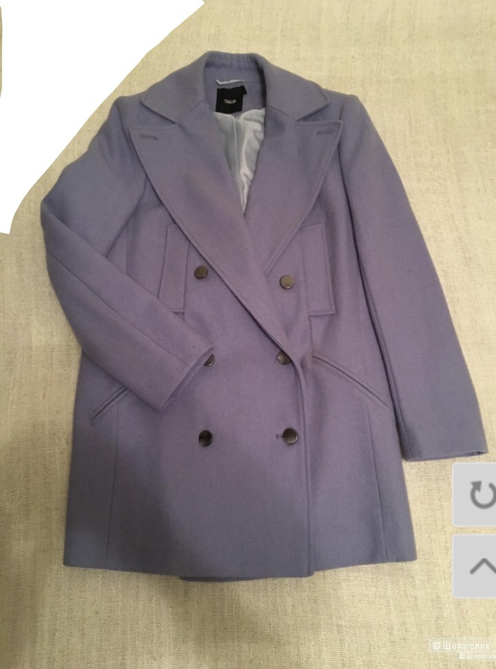 Пальто новое ASOS