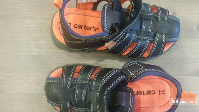 Сандалии детские Carters 28 р-р ( 17 см )