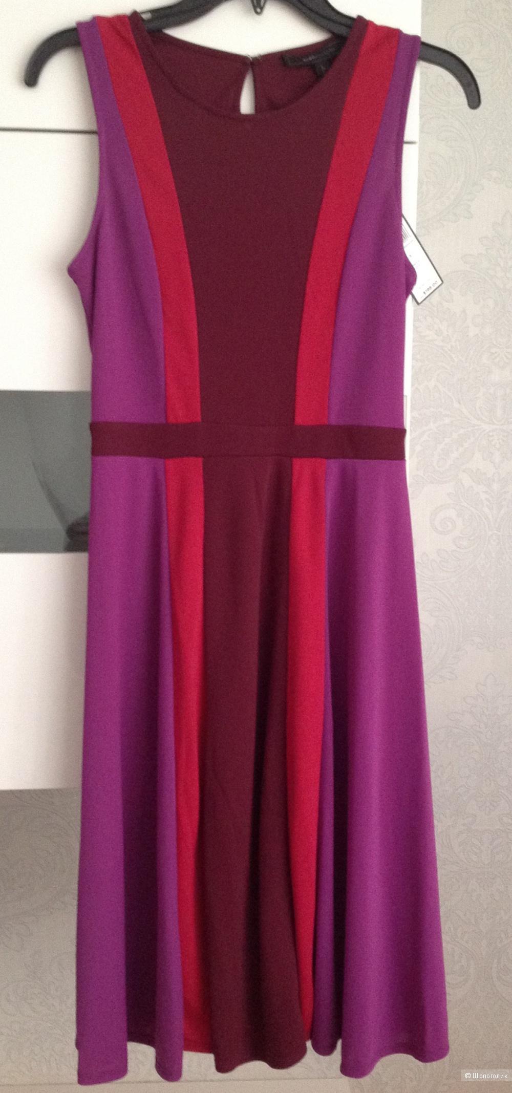 Платье Bcdgmaxazria Dusty rose colored Ella dress
