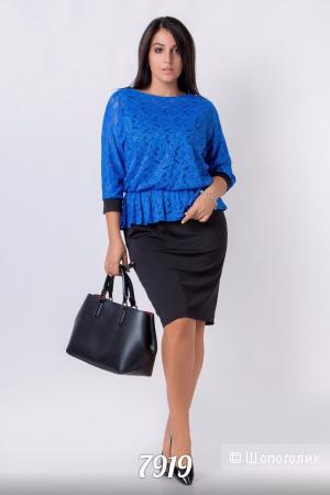 Новое платье баска , размер 50-52 (XL-XXL)