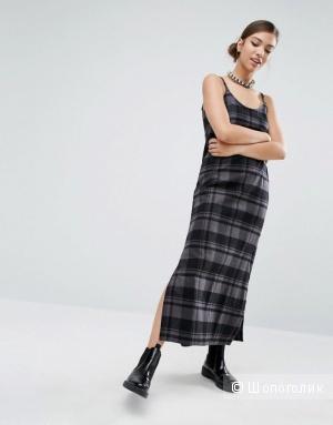 Клетчатое платье Daisy Street   XL(48)