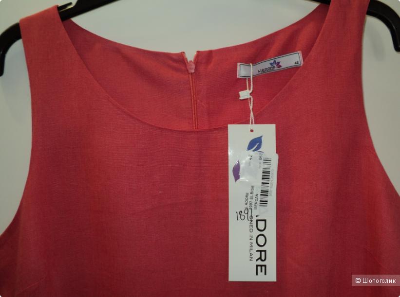 Продам новое платье марка  L'ADORE р.48.