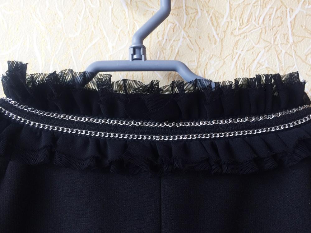 Чёрный жакет Lakbi (size 48)
