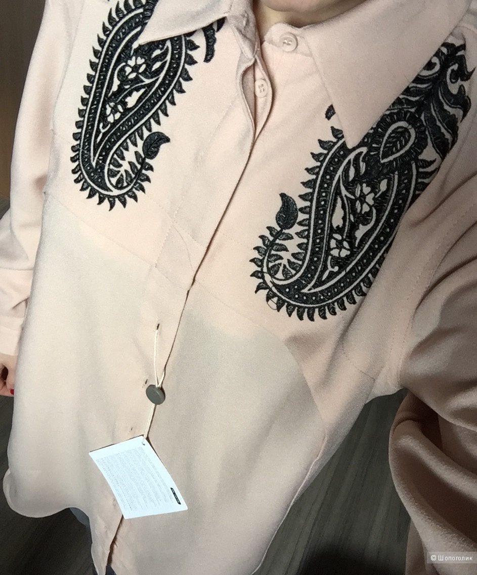 Рубашка Made for loving, Италия.новая, 44-46 рос