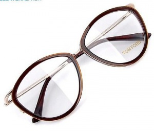 Оправа TOM FORD Cat Eye Frame Glasses