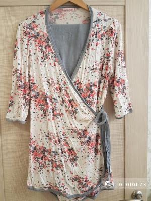 Пижама для беременных 48 размер