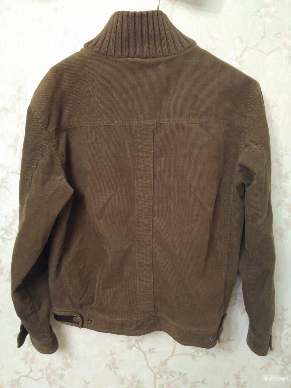 Мужская вельветовая куртка на весну Reserved размер М