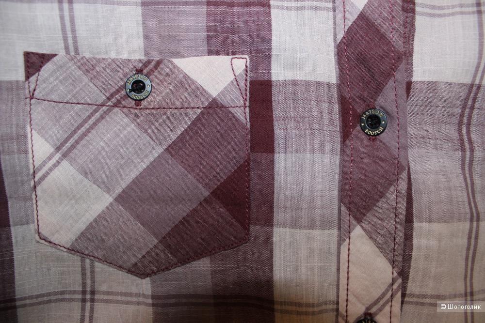 Рубашка MAISON SCOTCH, размер 3