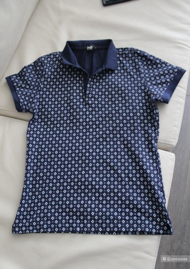 Новая рубашка-поло D&G