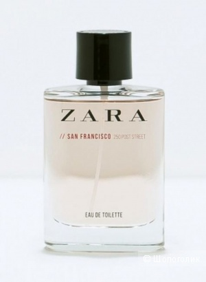 Zara: мужская туалетная вода, 40/50мл