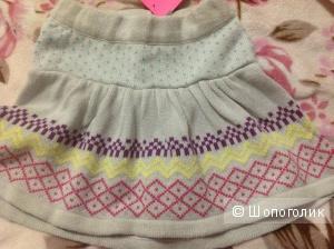 Новая юбка на девочку 4/5 лет.