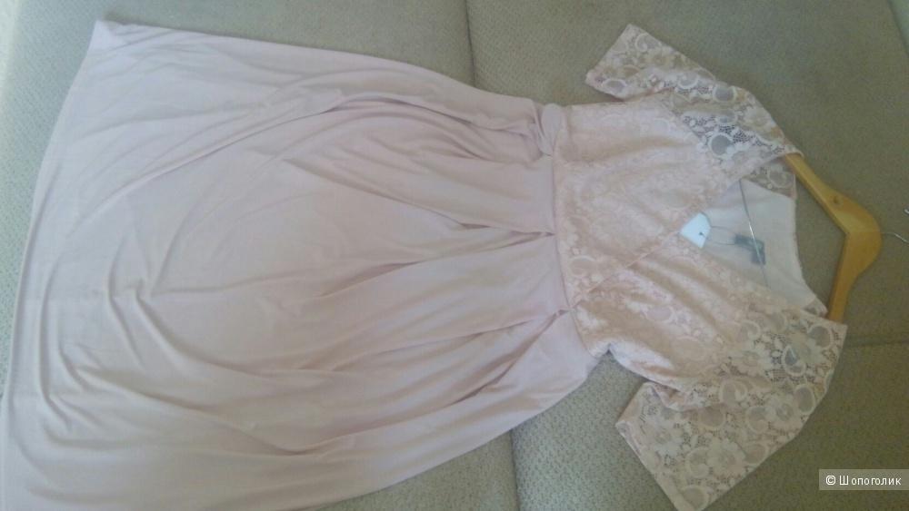 Платье миди для кормящих мам ASOS Maternity