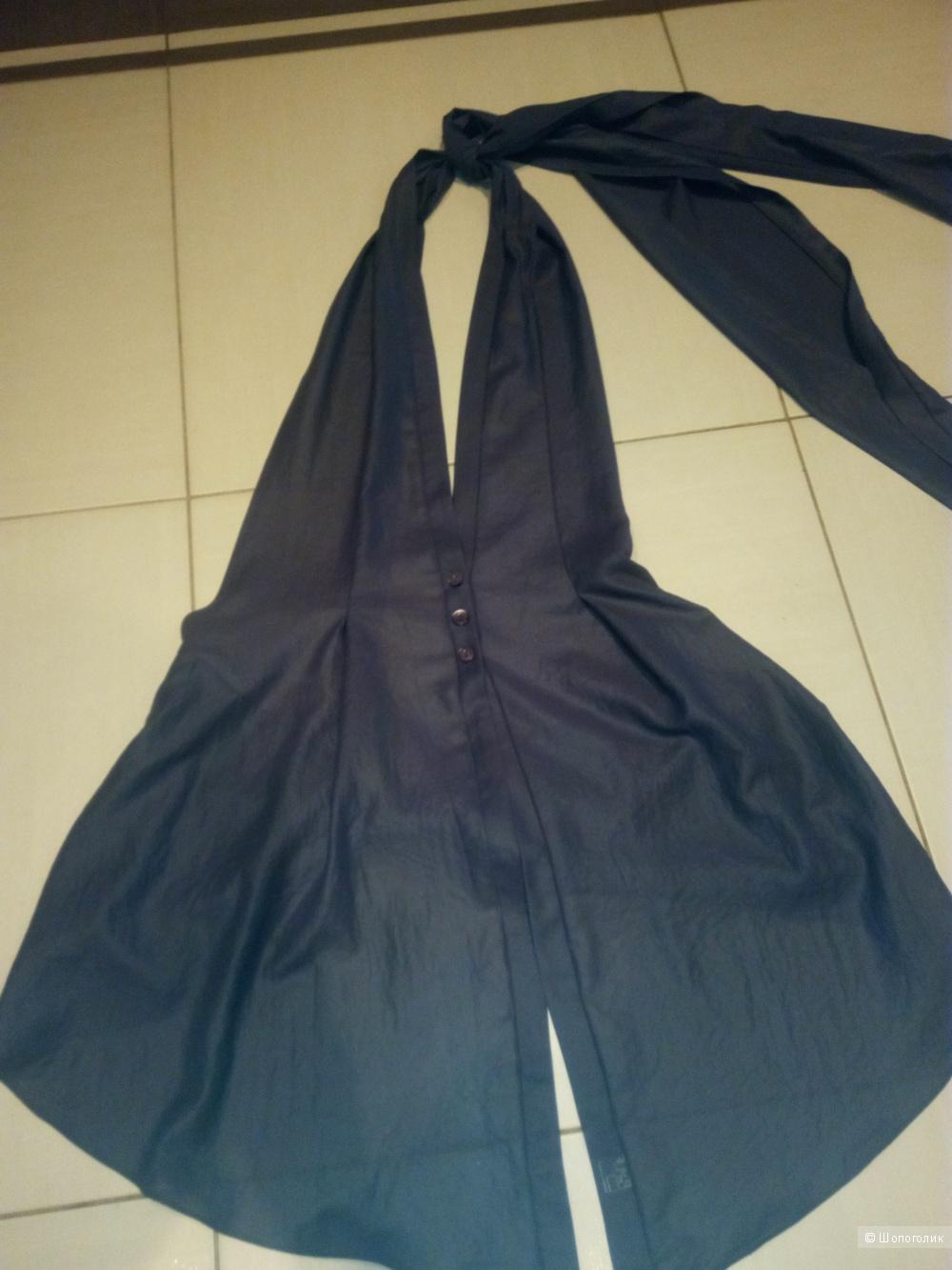 Шелковая блузка cop. copine