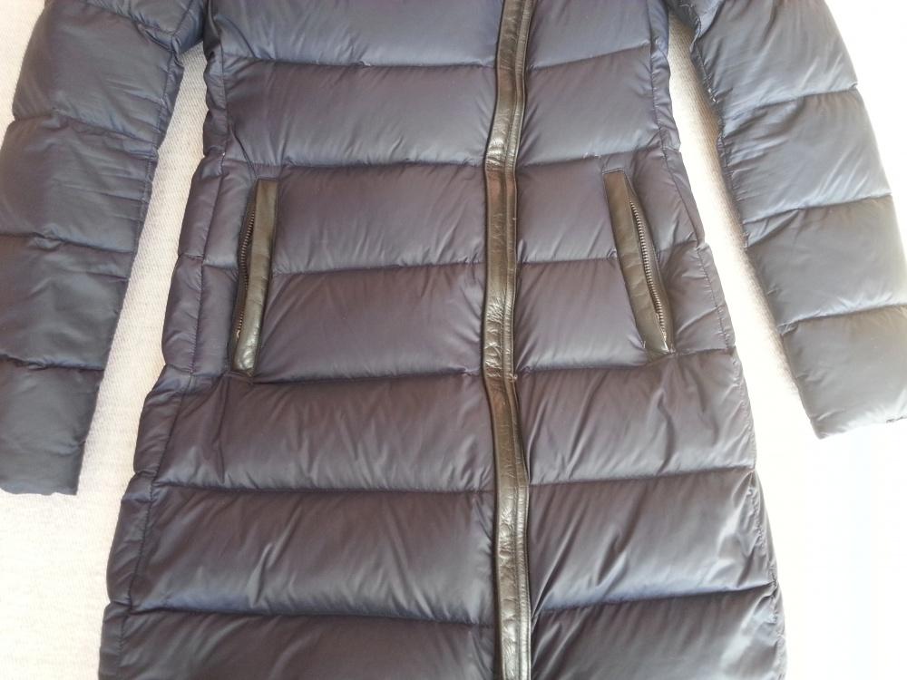 Легкая пуховая демисезонная куртка Mackage