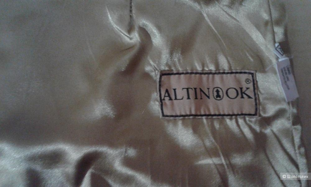 Юбка кожанная размер XL, ALTIN OK