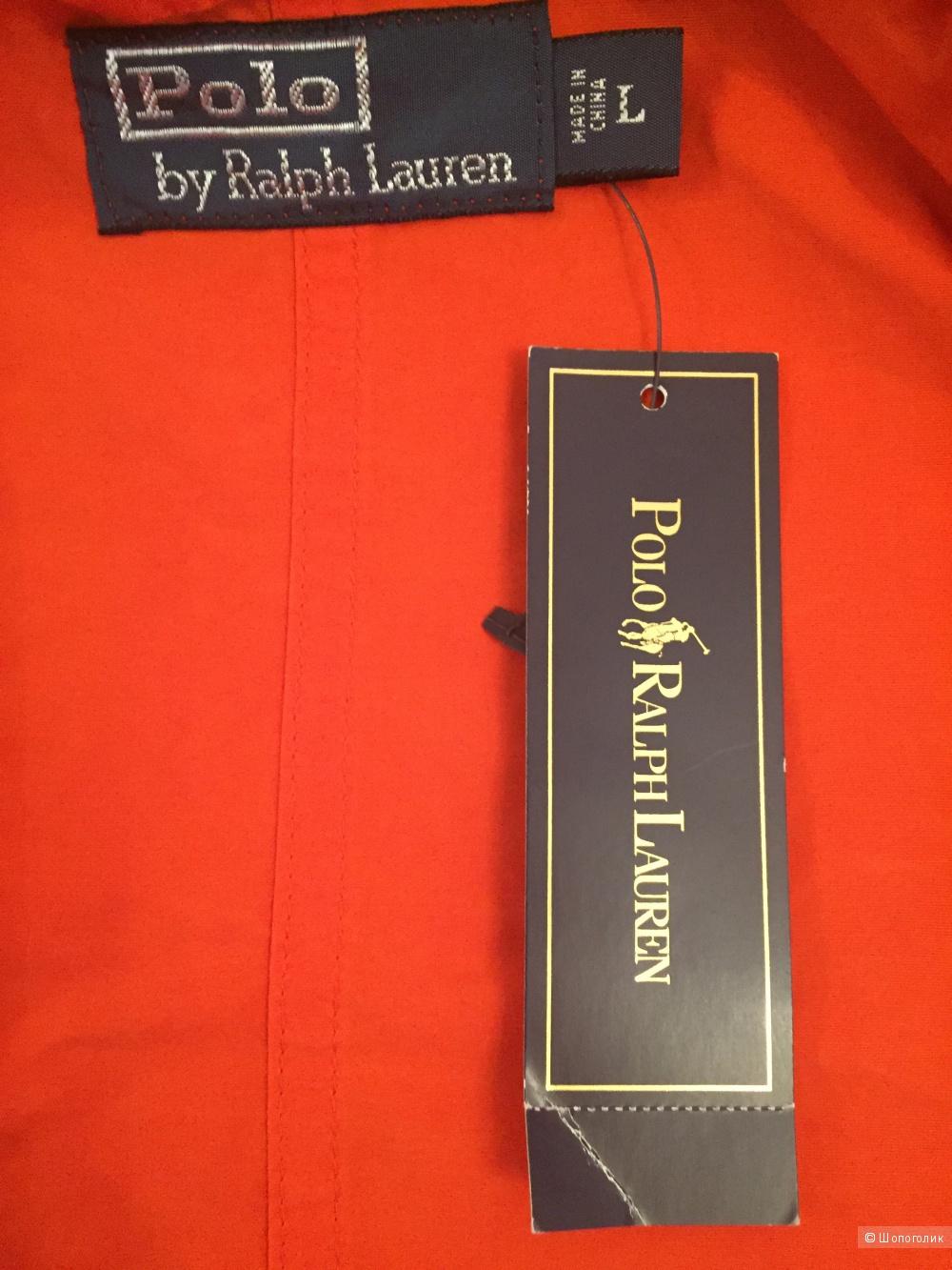 Мужская ветровка Ralph Lauren размер L