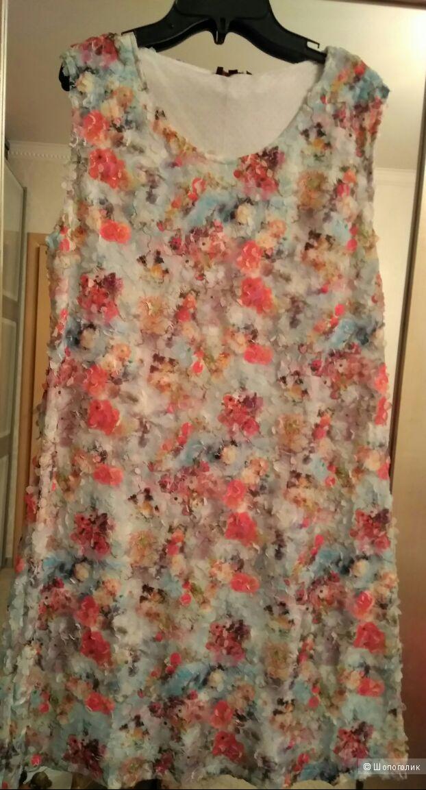AVENTURES DES TOILES AVIGNON Платье новой коллекции на 48-50р-р