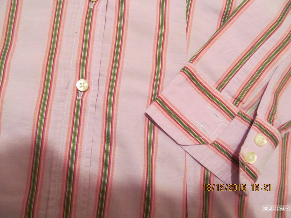 Рубашка ETRO оригинал размер  S